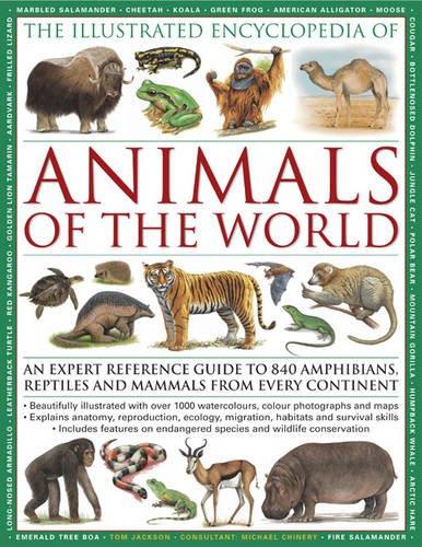 world encyclopedia of animals - 8