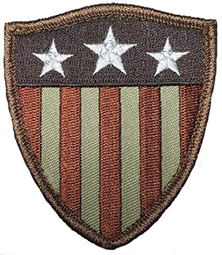 morale patch captain america - 1