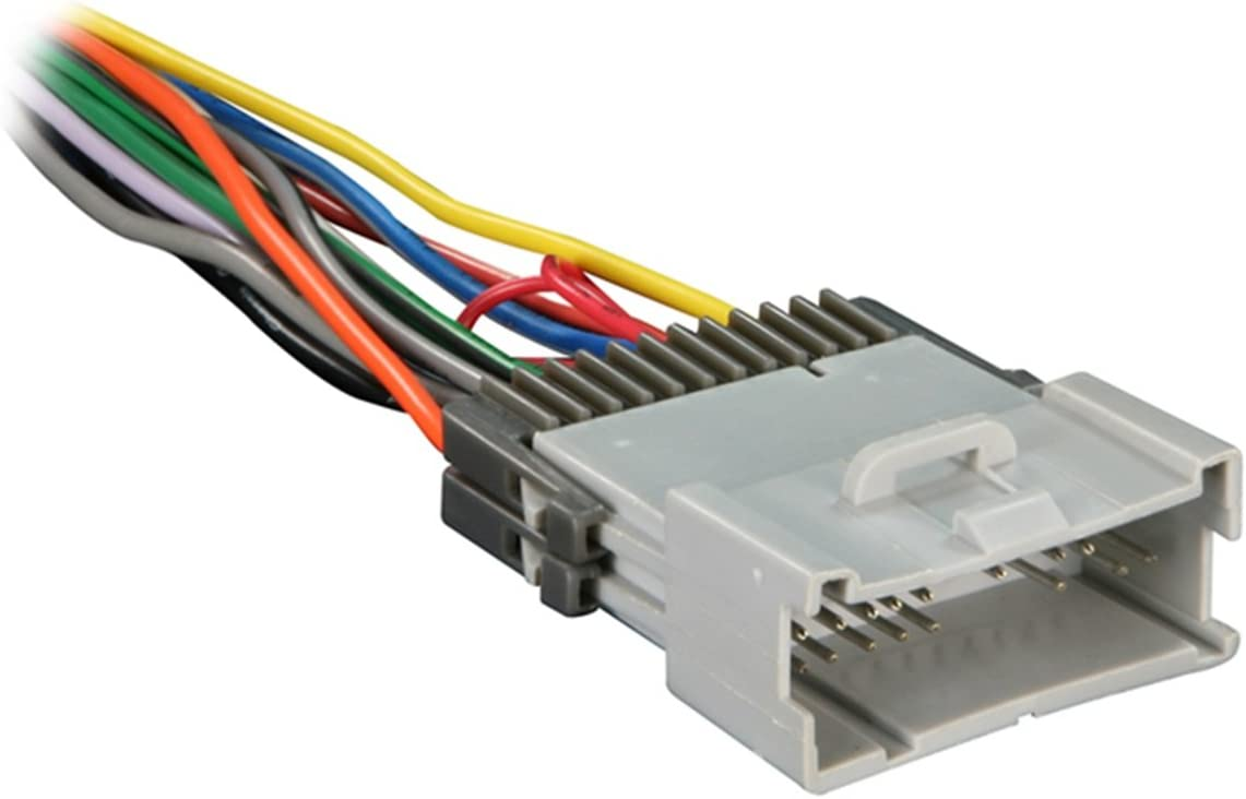 Amazon.com: Metra 70-2002 Radio Wiring Harness for Saturn 00-05: Car  Electronics | Receiver Wiring Harness Saturn |  | Amazon.com