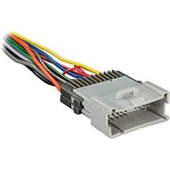 Amazon.com: Metra 70-2202 Wiring Harness for 2006 Saturn ...