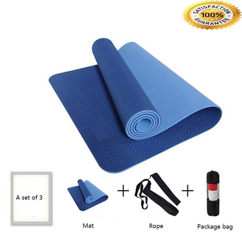 Amazon.com: Alfombrilla antideslizante para yoga FIRE ANT ...