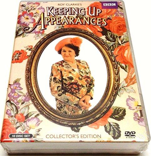 Keeping Up Appearances: Collector's Edition (DVD, 10-Disc Set) Complete Series La Divine by La Divine