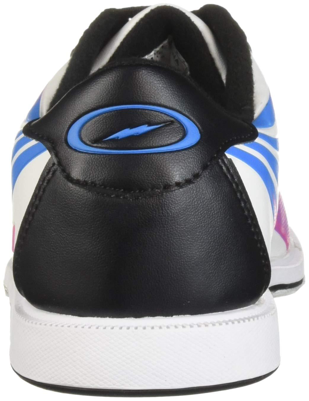 Storm Womens Skye Bowling Shoes White//Black//Multi Storm Bowling Shoes