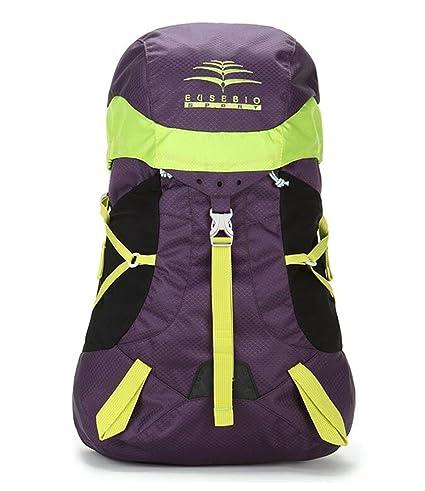 mochilas montaña bandolera alpinismo al aire libre femenina bolsa de viaje a caballo del hombre Mochilas