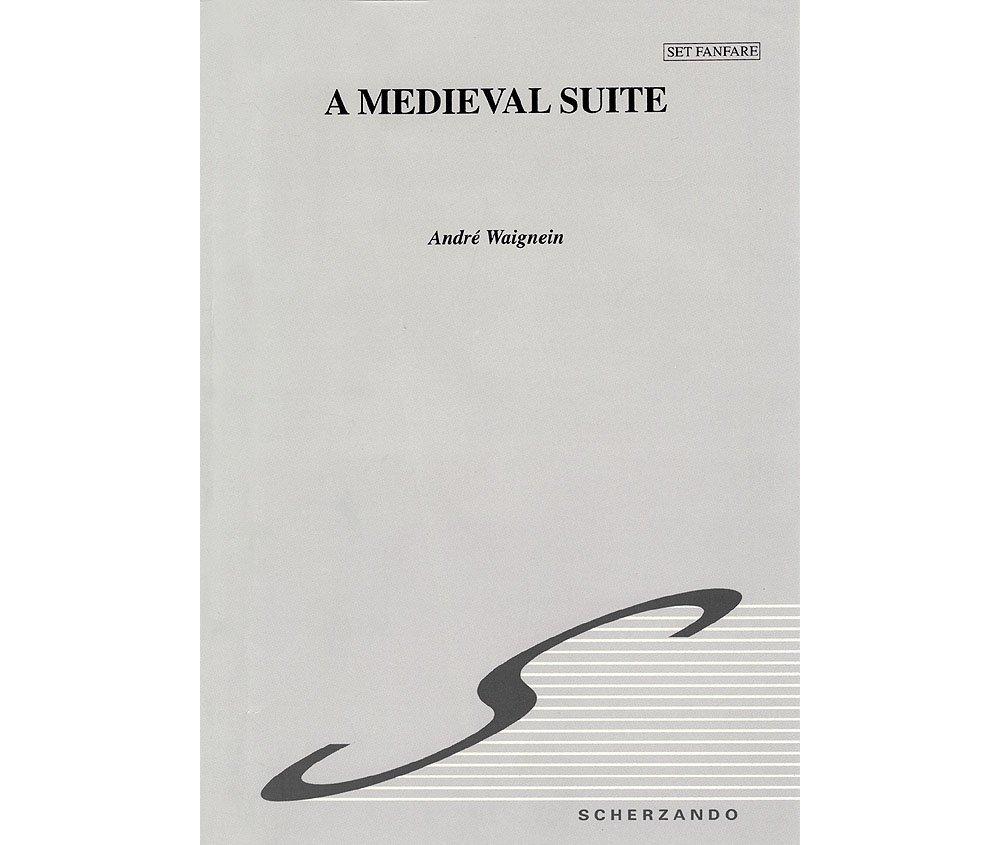 Download De Haske Music Medieval Suite Concert Band Arranged by Andre Waignein pdf epub
