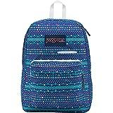 JanSport Digibreak Laptop Backpack (Tribal Wave Tonal)