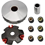 High-Performance Racing Variator Kit for Chinese Scooter Moped ATV 4-Stroke GY6 50cc 80cc 100cc 139QMB 139QMA Engine…