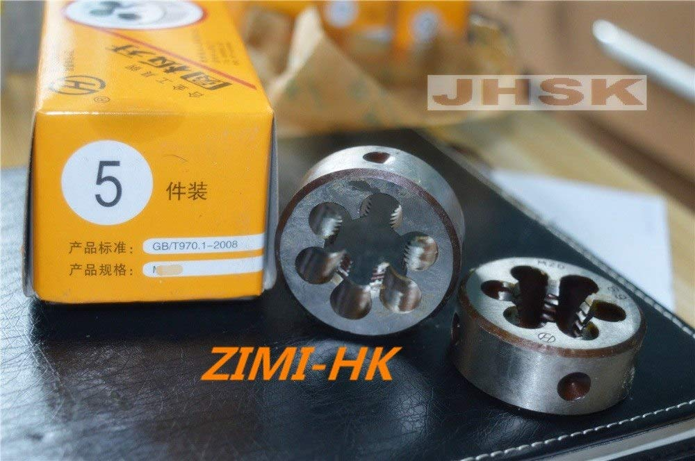 Die 21mm x 1.75 Metric Right hand Die M21 x 1.75 mm The high quality 1pcs