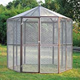 How to Build An Aviary: 10 Steps (with Plans+Pics) to a DIY