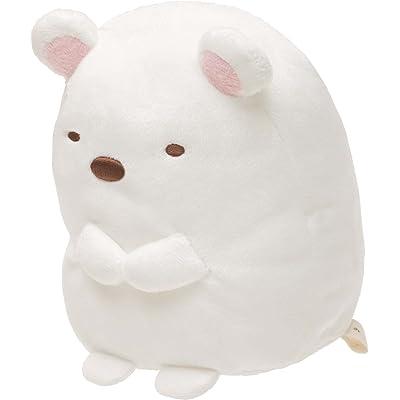 "San-X Sumikko Gurashi Plush 6"" Polar Bear: Toys & Games"