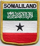 Somaliland Flag Embroidered Patch (cy036)