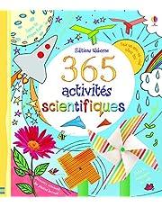 365 ACTIVITES SCIENTIFIQUES