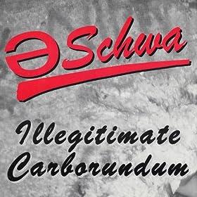 Schwa - Illegitimate Carborundum