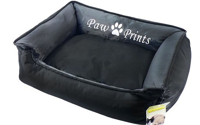 Cheeko Kool Lounger Waterproof Bed, 30-Inch, Black