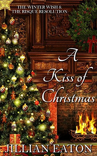 book cover of A Kiss of Christmas