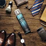 "Scenabella Signature Body Splash Fragrance Mist for Men""Stalion Noir"" with Keynotes of Black Cardamom, Smoky Vanilla and Musk, 8 Fl. Oz"