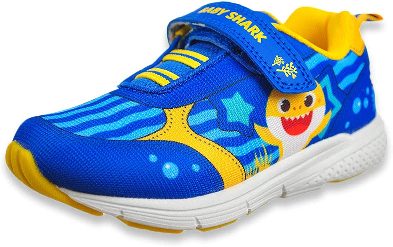 Josmo Kids Baby Boy's Baby Shark Sneaker