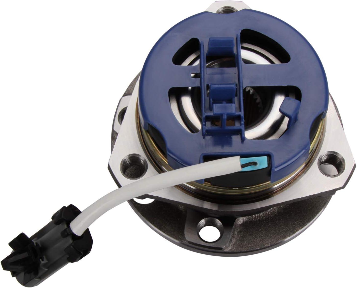 Twilight Garage Roulement de roue avant avec capteur de vitesse ABS pour 1603209,01603209