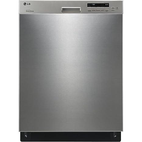 LG LDS5040ST Dirección semi integrada lavavajillas con 14 ...