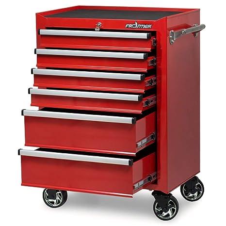 para herramientas Frontier carro 6 cajones taller Mecánico xtb72706 °C