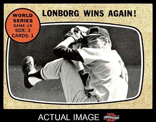 1967 World Series Game - 4
