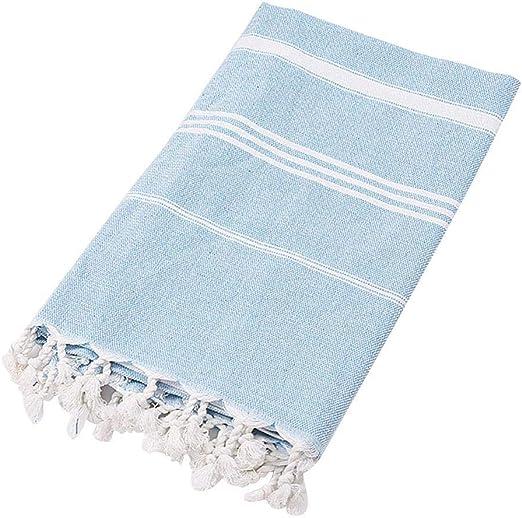 SAILING Large Beach Towel Turkish Cotton