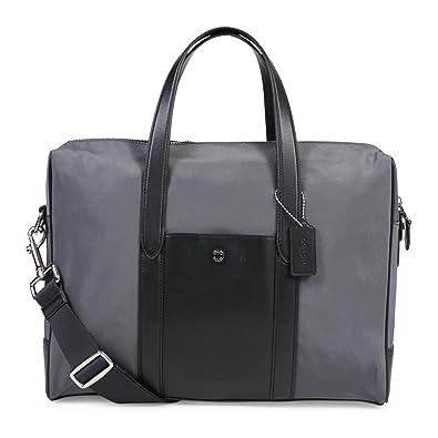 4ab60ca34cf0 Amazon.co.jp: コーチ CHARLES SLIM BRIEF F21087 ビジネス バッグ ...