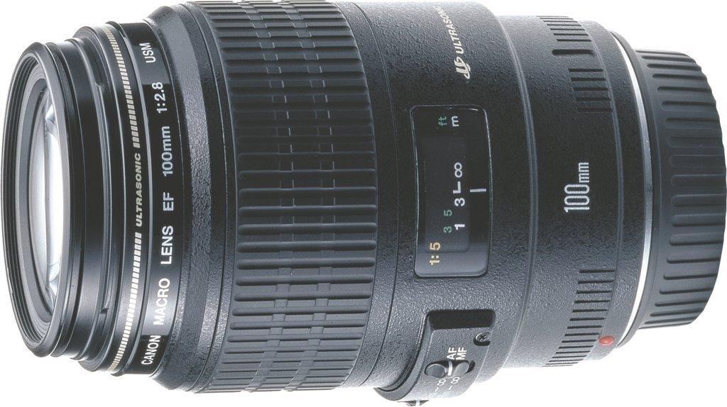 Canon EF MM F  Macro USM Objetivo para Canon distancia focal