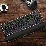 TLOTS Mechanical Keyboard Backlit Mechanical Gaming