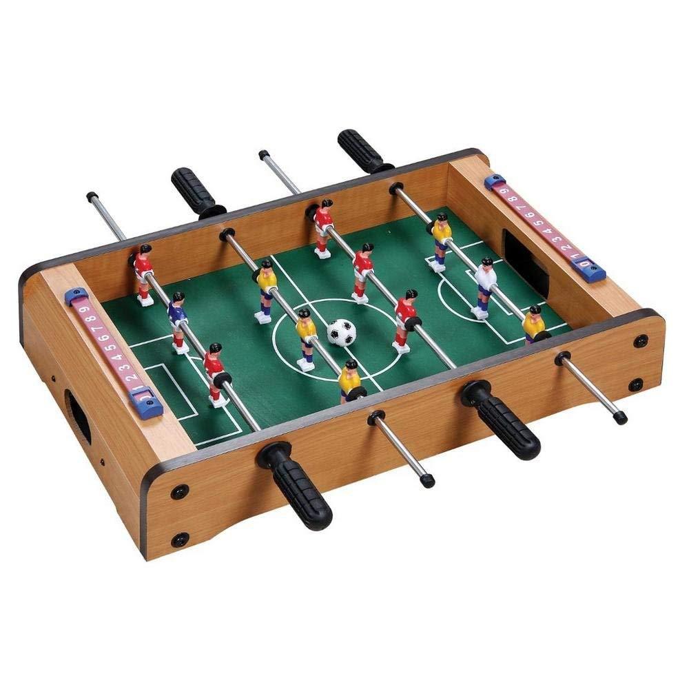 Mini baby foot de table int/érieur et ext/érieur dimension 50cm x 30xm x7cm