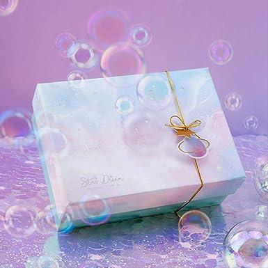 Caja de regalo de cumpleaños Cosmética con mano Regalo Chica ...