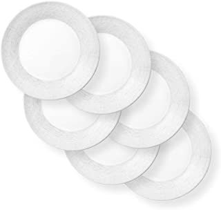 product image for Corelle Boutique Appetizer Plate Woven 6.75in (17cm) 6 Pack