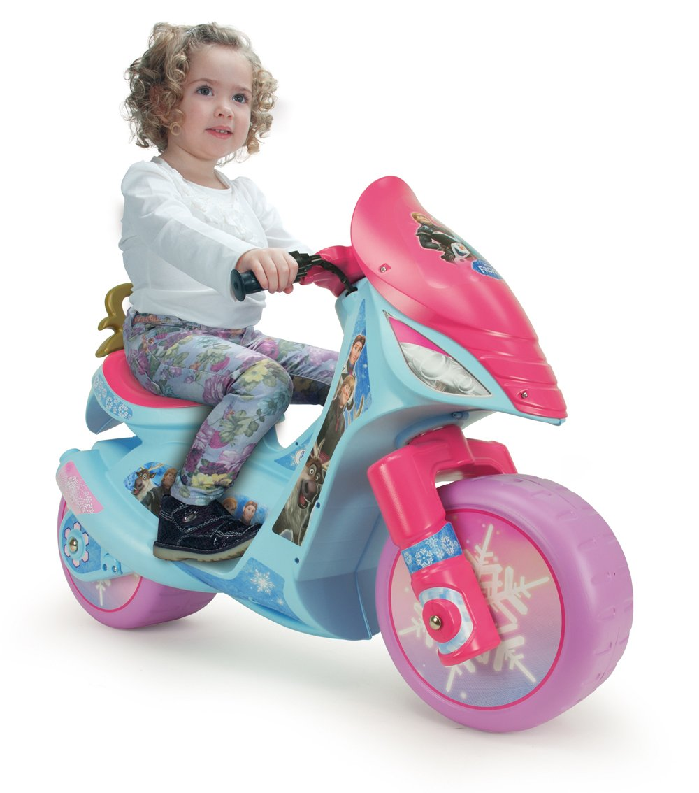 INJUSA Frozen - Moto Scooter Dragon 6 V 68788