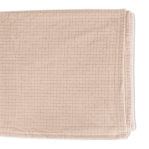 7d5e3ff373cb1 Berkshire Blanket Polartec Performance Fleece Bed Blanket, Full/Queen,  Hummus from Berkshire Blanket