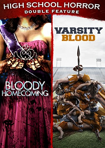 VHS : High School Horror Double Features (Bloody Homecoming & Varsity Blood)