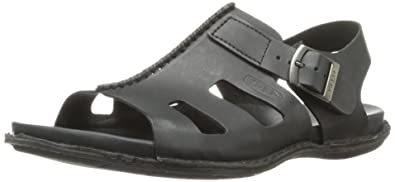 KEEN Men's Alman Sandal,Black,9.5 ...