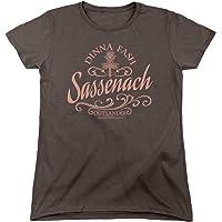 Popfunk Outlander Sassenach Women's T Shirt & Stickers