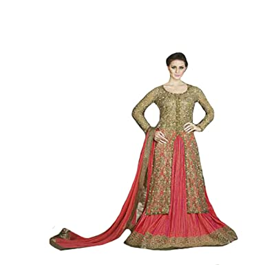Bollywood Collection Indo western Gown Indian Ceremony wedding ...