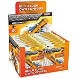 Geomag Display 18pcs - Mechanics Compass 21 (en.fr.es.pt)