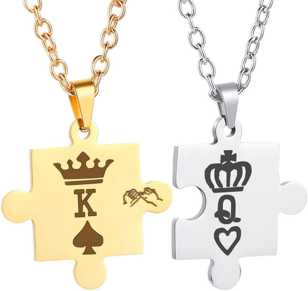 Little Girls Jewelry Letter Q Little Girls Initial Charm Necklace in Silver Toned Metal and Acrylic Charm Pendant