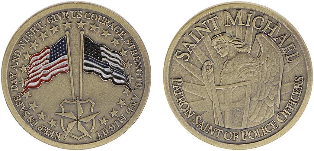 TShopm - Moneda conmemorativa de los oficiales de policía de ...