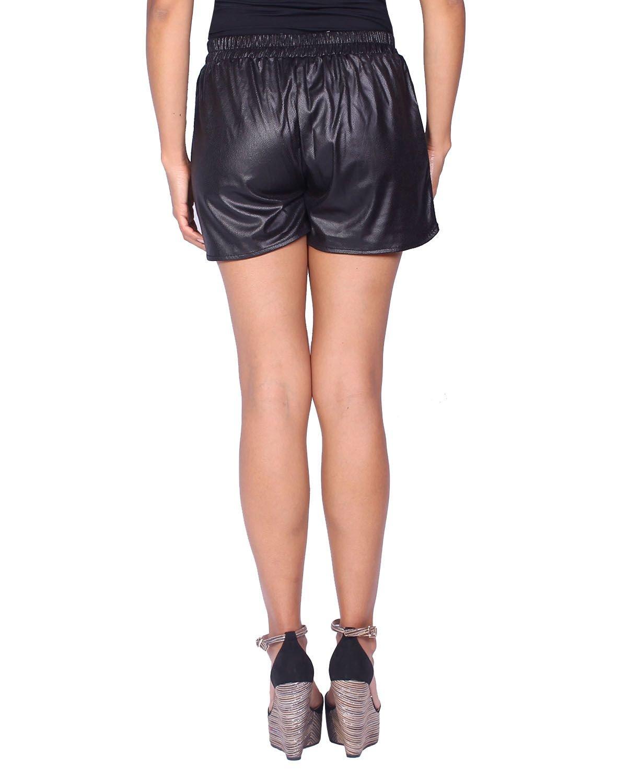 Kaporal Women's Shorts RYTME - Black, US Size: S/UK Size: M by Kaporal (Image #3)