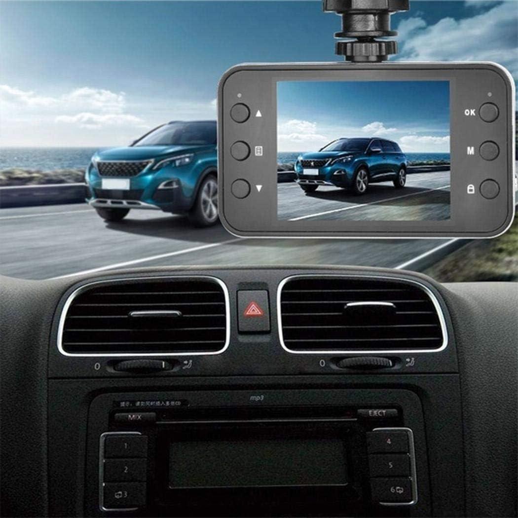 720P//1080P Full HD Screen Car DVR Camera Multifunction HD Driving Recorder Super Wide Angle Night Vision Camera Car Recorder Car Driving Recorder