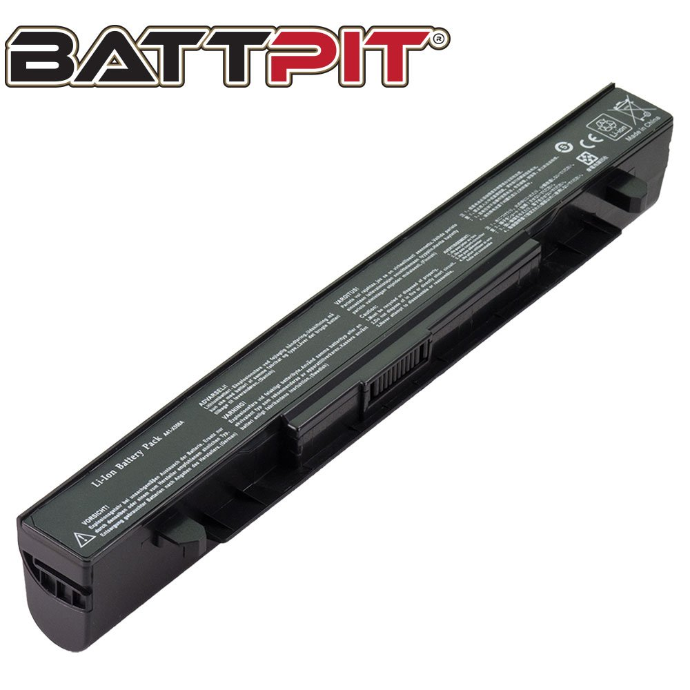 Battpit™ Laptop/Notebook Battery Replacement for Asus A41-X550 (4400mAh / 63Wh)