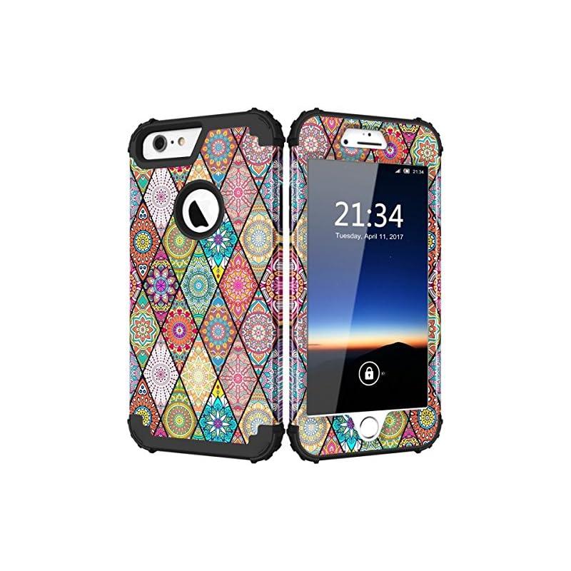iPhone 6s Plus Case, Hocase Drop Protect
