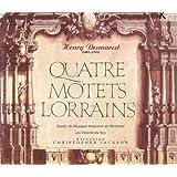 Desmarest - Quatre motets lorrains (Usquequo Domine, Lauda Jerusalem, Confitebor tibi, Domine ne in furore) [Import anglais]
