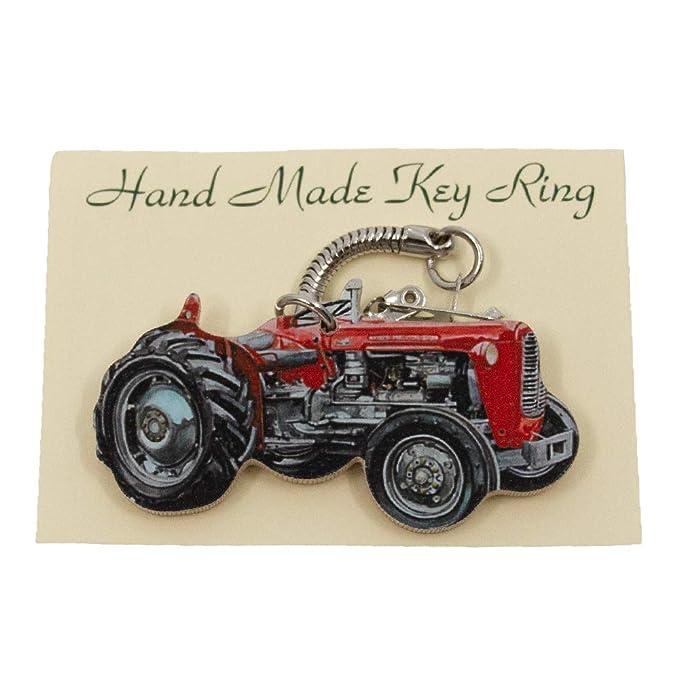 Amazon.com: Massey Ferguson 35 Tractor Llavero – wt18 K ...