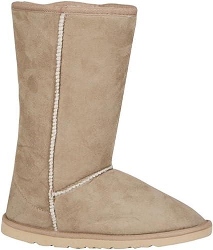 Odeon Women's Style Boots - Beige - UK