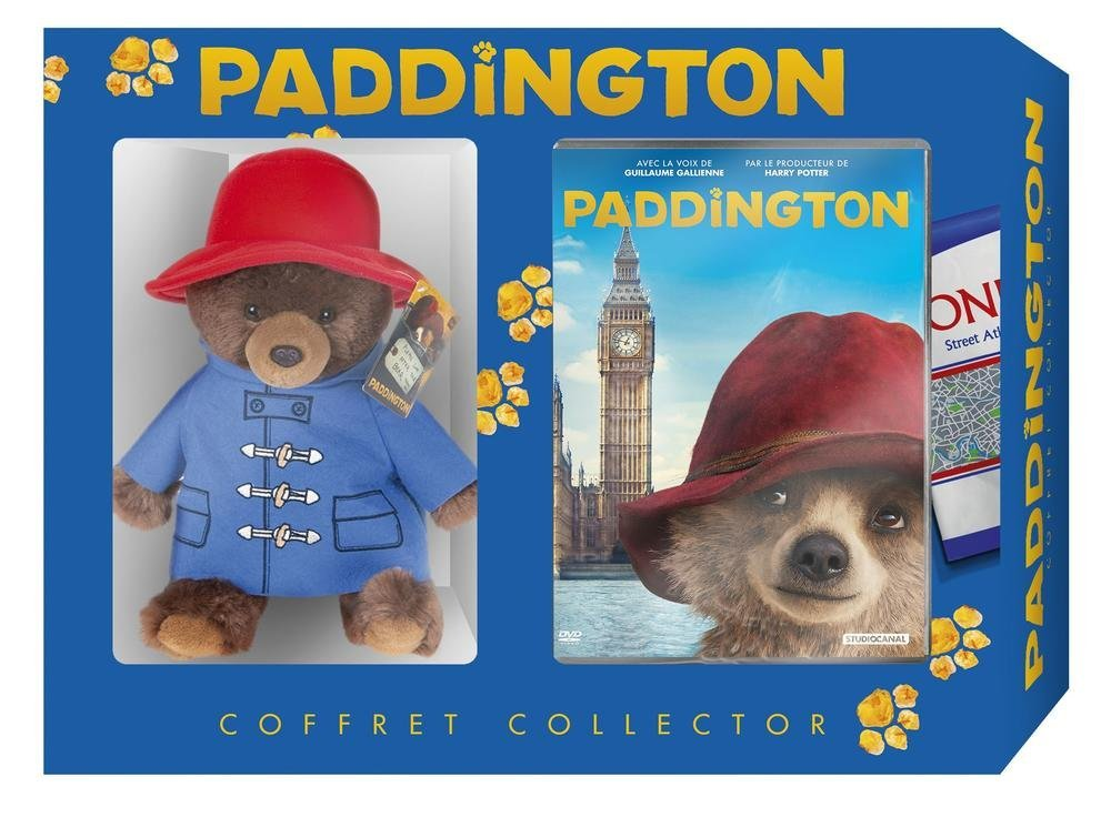 Amazon.com: Paddington [inclus 1 Peluche de 20cm] [+ 1 Peluche]: Movies & TV