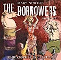 The Borrowers Audiobook by Mary Norton Narrated by Christopher Eccleston